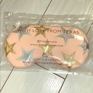 With Love From Texas Eye Mask